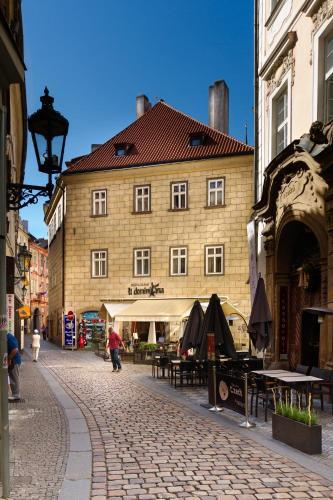 Jilska 7, Prague, 110 00, Czech Republic.