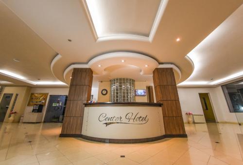Foto de Hotel Center
