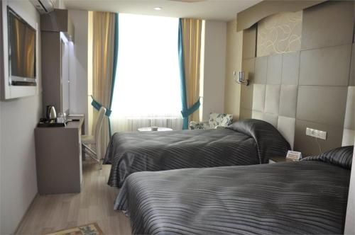 Mersin Ayseli Hotel yol tarifi