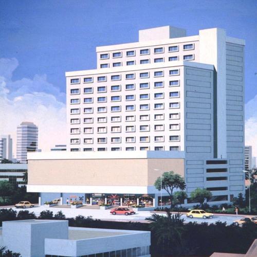 Pratunam Park Hotel impression