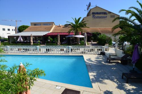 Eurotel Parc Expo Airport Montpellier - Hotel - Pérols