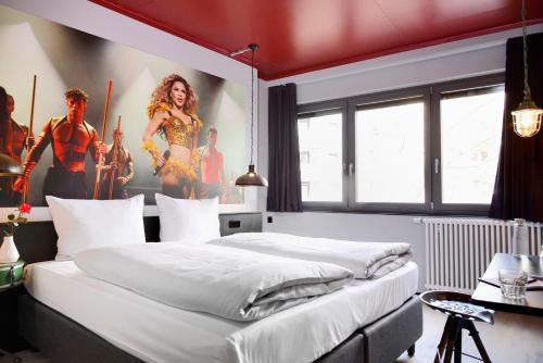 Staytion - Hotel - Mannheim