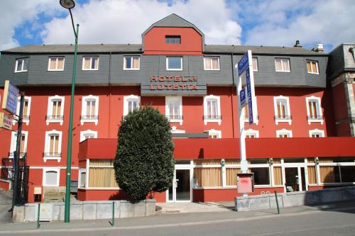 Hôtel Lutetia - Hôtel - Lourdes