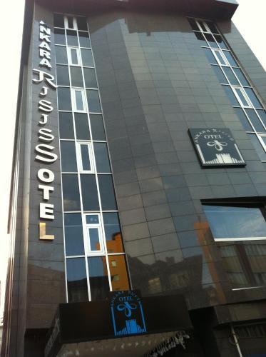Ankara Ankara Risiss Hotel map