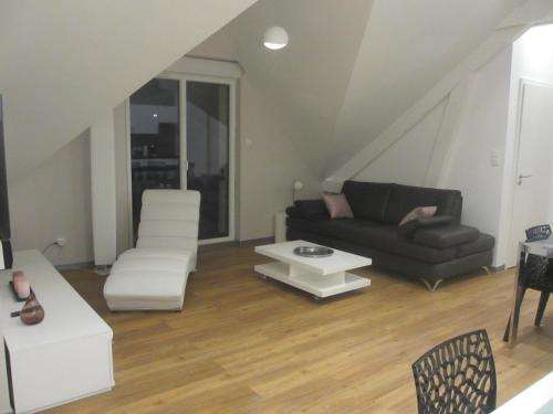Appartement Le Nid Du Graoully - Apartment - Metz