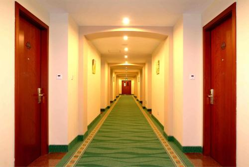 Hotel GreenTree Inn Beijing East Yizhuang District Five Kechuang Street Business Hotel