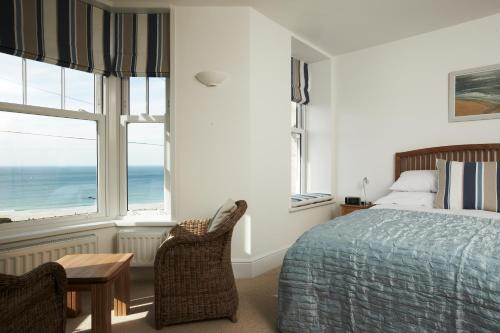 West By Five, St Ives, Cornwall