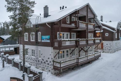 . Levikaira Apartments - Alpine Chalets