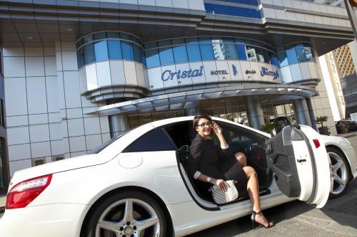 Cristal Hotel Abu Dhabi impression