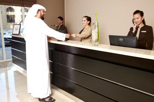 Cristal Hotel Abu Dhabi photo 10