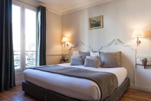 Hôtel De La Porte Dorée - Hôtel - Paris