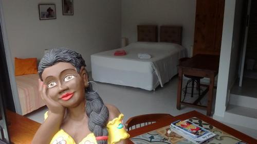 Studio de charme no Rio de Janeiro Aðalmynd