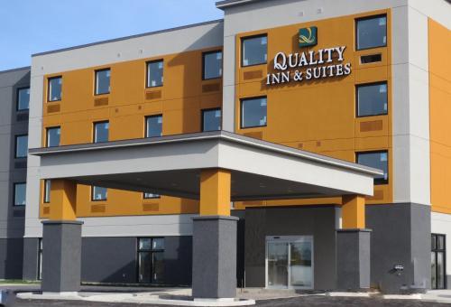 . Quality Inn & Suites Kingston