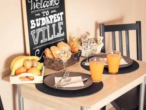 Budapest Ville Bed & Breakfast photo 28