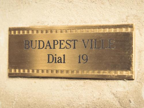 Budapest Ville Bed & Breakfast photo 29
