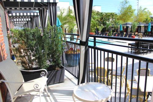 Hollander Hotel - Downtown St. Petersburg - St Petersburg, FL 33701