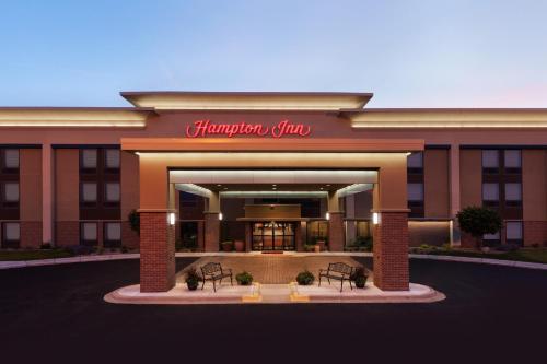 . Hampton Inn Joliet/I-55