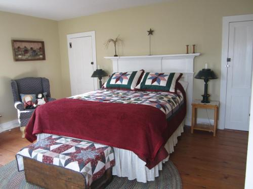 Grand Oak Manor Bed And Breakfast - Granville Ferry, NS B0S 1K0