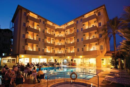 Side Helios Hotel online rezervasyon