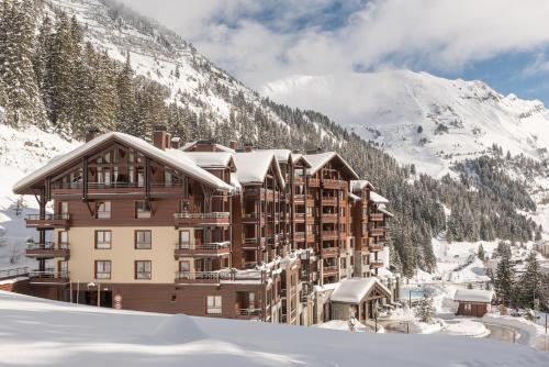 Résidence Pierre & Vacances Premium Les Terrasses d'Eos - Accommodation - Flaine