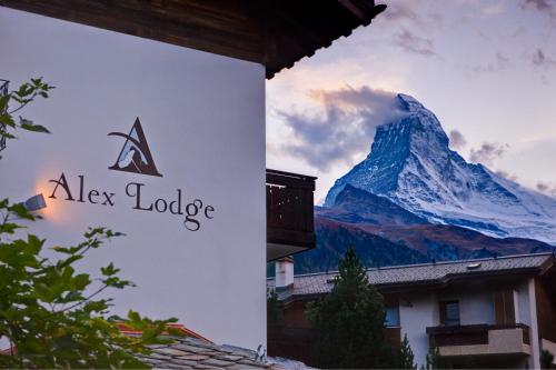Alex Lodge Private Luxury Apartments - Hotel - Zermatt