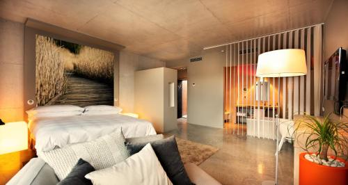 Suite with Spa Access - single occupancy Hotel Viura 43