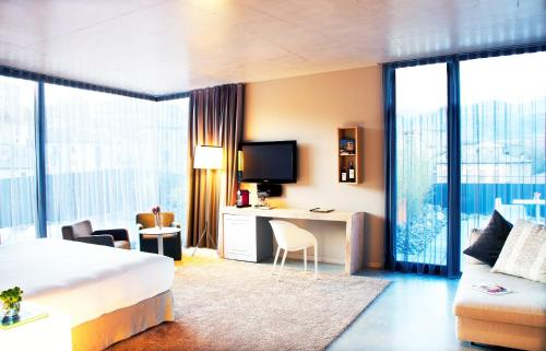 Suite with Spa Access - single occupancy Hotel Viura 31