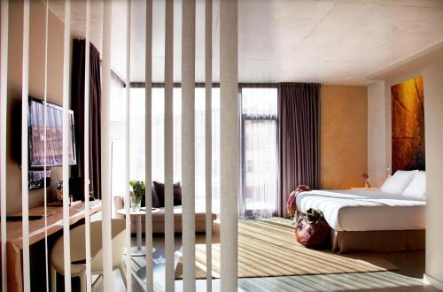 Suite with Spa Access - single occupancy Hotel Viura 36