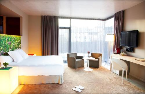 Suite with Spa Access - single occupancy Hotel Viura 41