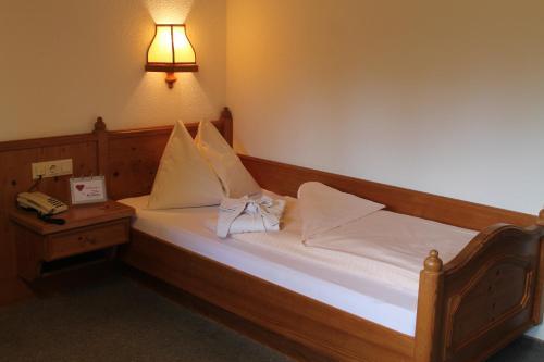 Hotel Restaurant Schwartz værelse billeder