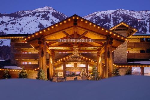 Snake River Lodge & Spa - Teton Village, WY WY 83025