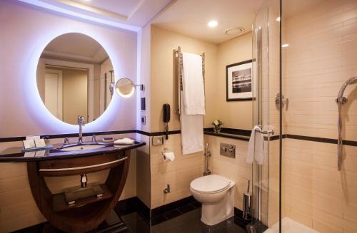 Гостиница Коринтия Санкт-Петербург Представительский двухместный номер с 1 кроватью