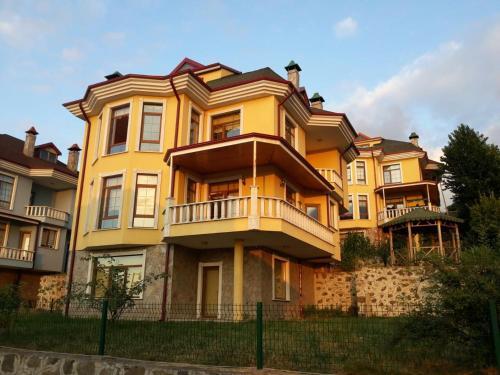 Trabzon Boztepe Ottoman Villa rezervasyon