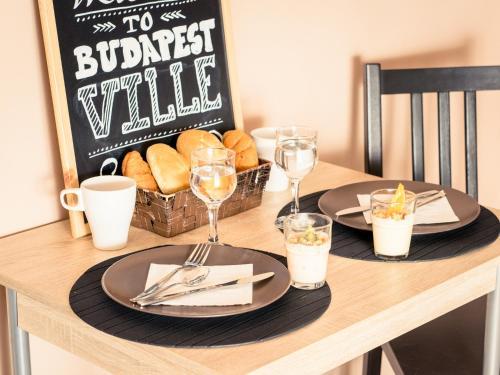 Budapest Ville Bed & Breakfast photo 32