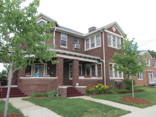 . Streator's Baldwin House