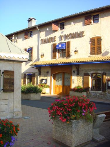 Accommodation in Quincieux