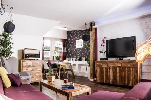 Luksusowy apartament Salamandra w Sopocie Główne zdjęcie