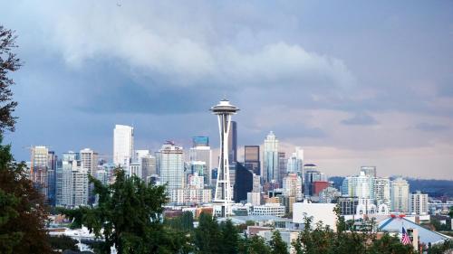 99 Union Street, Seattle, Washington, 98101, United States.