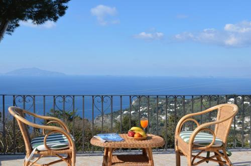 Alle Ginestre Capri BandB