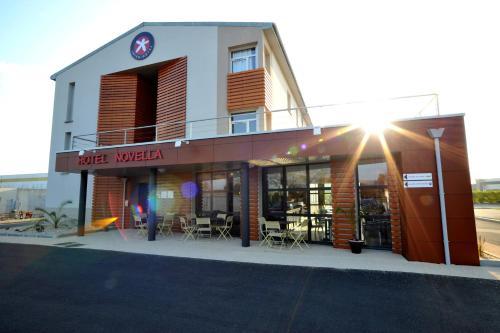 . The Originals City, Hotel Novella Premium, Nantes Est