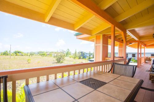 Nice Big House Near The Kalapana Lava Flows & Kehena Beach - Pahoa, HI 96778