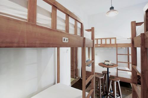 1 bed in 6-beds Dormitory Female