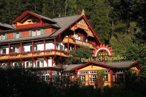 Parkhotel Sole Paradiso Vierschach bei Innichen