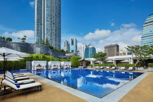 Singapore Marriott Tang Plaza Hotel photo 22