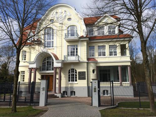 . Appartements Am Kurpark