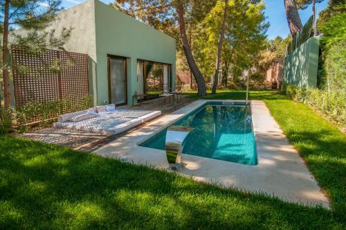 Suite Junior con piscina privada - Uso individual Hotel Boutique Pinar 12