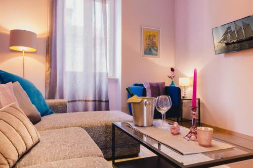 D&A Center Apartments with free parking, Pension in Pula