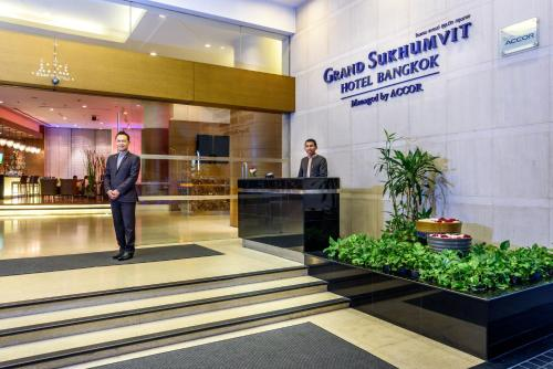 Grand Sukhumvit Hotel Bangkok - Managed by Accor photo 13