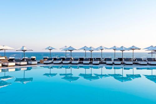 Elia Beach, Mykonos 84600 PO Box 64, Greece.