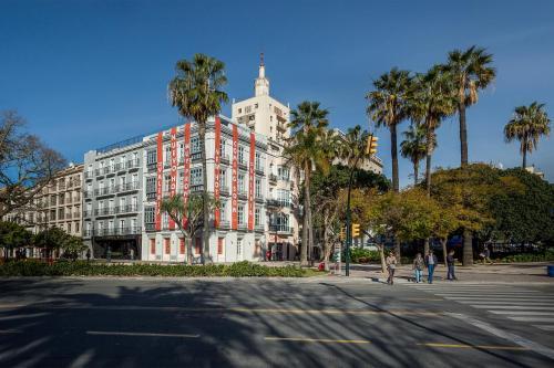 Plaza del Poeta Alfonso Canales 5, 29001 Malaga, Spain.